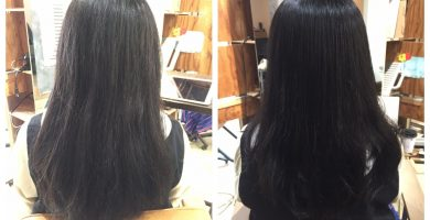髪質改善⭐️パサつく髪編