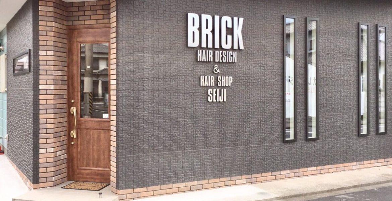 BRICK hair design